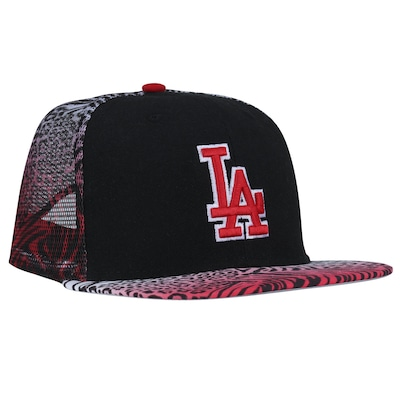 Boné Aba Reta 9FIFTY New Era Los Angeles Dodgers MLB - Snapback - Adulto