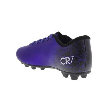 Chuteira de Campo Nike Mercurial Vortex II CR - Infantil