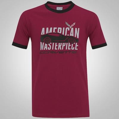 Camiseta American Corvette - Masculina