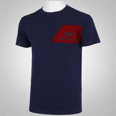 Camiseta Deluxe Mustang - Masculina