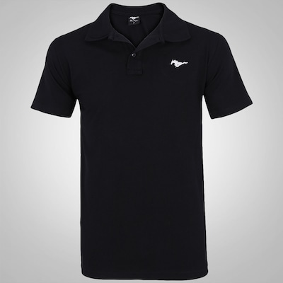 Camisa Polo Muscle Mustang - Masculina