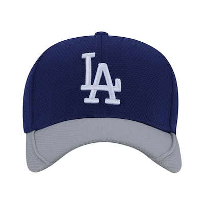 Boné New Era Los Angeles Dodgers Tonal Pipping MLB - Fechado - Adulto