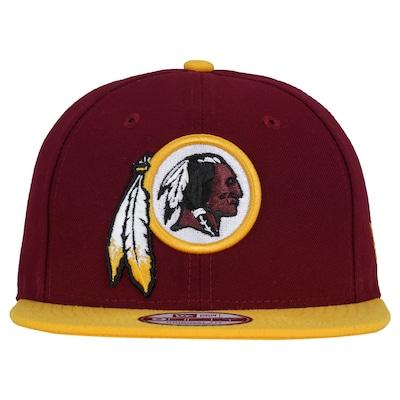 Boné Aba Reta New Era Of Sn Classic Washington Redskins - Snapback - Adulto