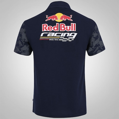 Camisa Polo Red Bull RBR Racing Piquet SC Team - Masculina