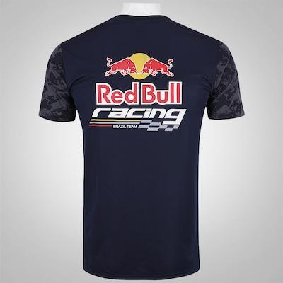 Camiseta Red Bull Racing SC Brazil Team Funcional - Masculina