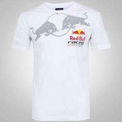 Camiseta Red Bull RBR Racing SC Bulls Logo - Masculina