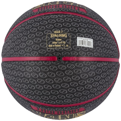 Bola de Basquete Spalding NBA Highlight RED