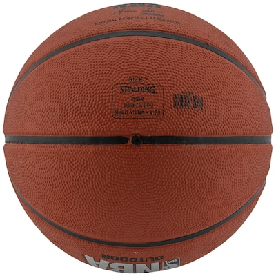 Bola de Basquete Spalding Silver NBA Outdoor