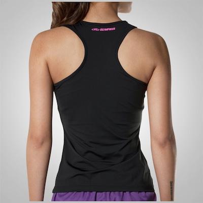 Camiseta Regata Olympikus Bloom - Feminina