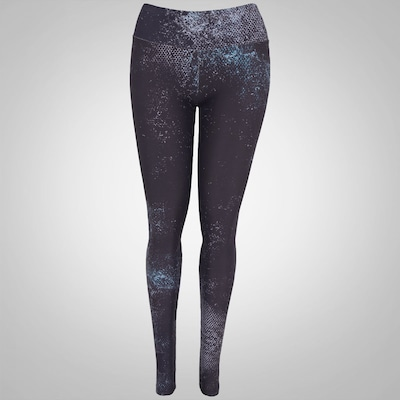 Calça Legging Oxer Abstract I - Feminina