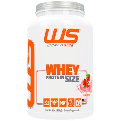 Proteina Ws 2 Lbs Morango 950G