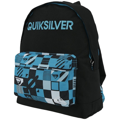Mochila Quiksilver Basic Check Hawaiin