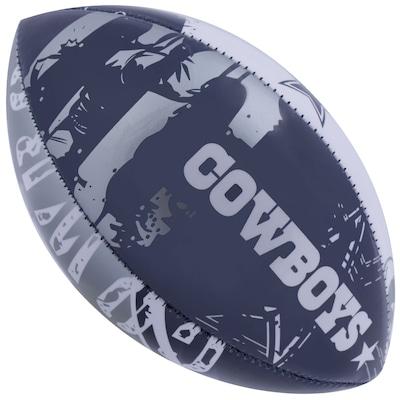Bola de Futebol Americano Wilson NFL Team Dallas Cowboys