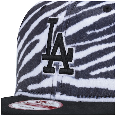Boné Aba Reta New Era 9FIFTY Los Angeles Dodgers NFL Animal Print - Snapback - Adulto