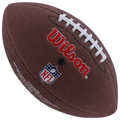 Bola de Futebol Americano Wilson NFL Team Green Bay Packers