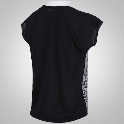 Camiseta Fila Folk - Feminina