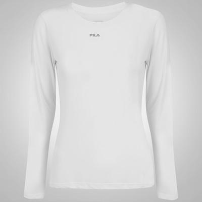 Camiseta Manga Longa Fila Basic Light II - Feminina