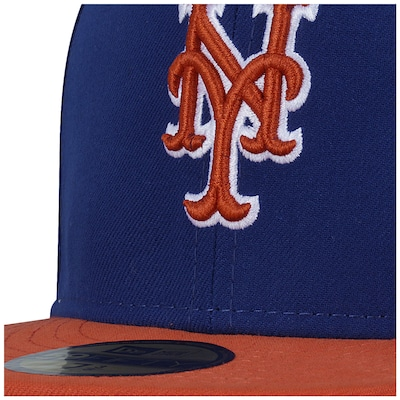 Boné Aba Reta New Era 59FIFTY New York Mets MLB - Fechado - Adulto