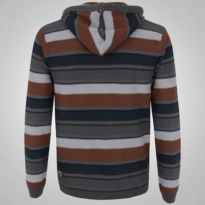 Jaqueta com Capuz HD Stripes - Masculina