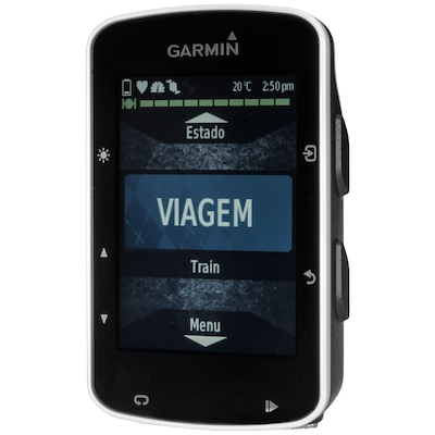 Ciclocomputador Garmin Edge 520 Bundle com GPS