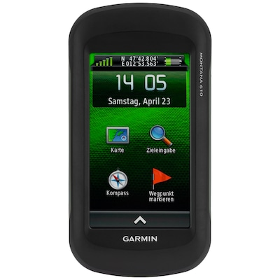 GPS Portátil Garmin Montana 610 Worldwide