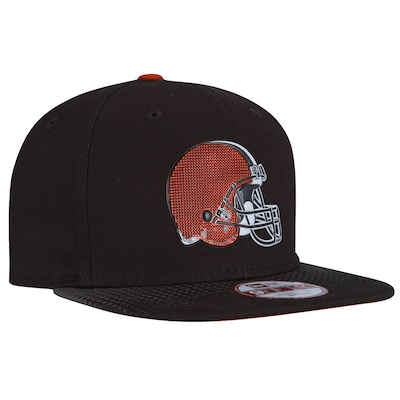 Boné Aba Reta New Era 9FIFTY Cleveland Browns Draft NFL Team - Snapback - Adulto