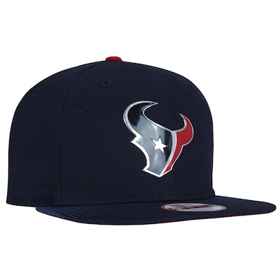 Boné Aba Reta New Era 9FIFTY Houston Texans Draft NFL Team - Snapback - Adulto