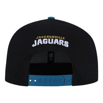 Boné Aba Reta New Era 9FIFTY Jacksonville Jaguars Draft NFL Team - Snapback - Adulto