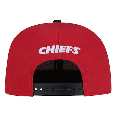 Boné Aba Reta New Era 9FIFTY Kansas City Chiefs Draft NFL Team - Snapaback - Adulto