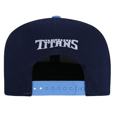 Boné Aba Reta New Era 9FIFTY Tennessee Titans Draft NFL Team - Snapback - Adulto