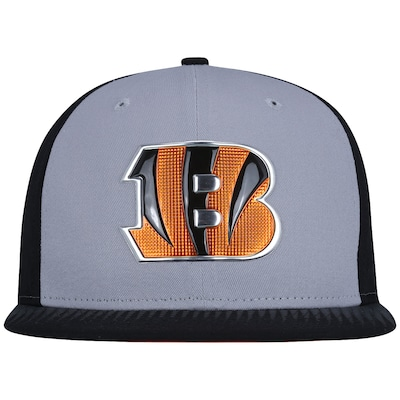 Boné Aba Reta New Era 9FIFTY Cincinnati Bengals Draft Colle NFL - Snapback - Adulto