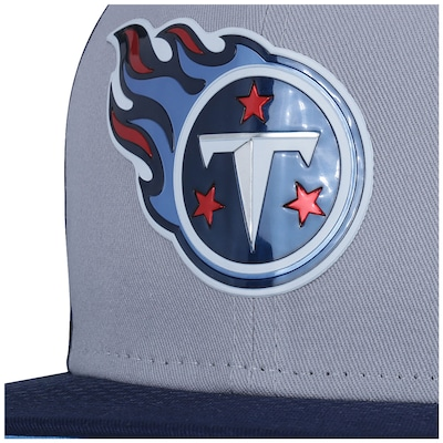 Boné Aba Reta New Era 9FIFITY Tennessee Titans NFL Draft - Snapback - Adulto