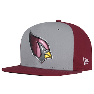 Boné Aba Reta New Era 9FIFTY Arizona Cardinals Draft NFL - Snapback - Adulto