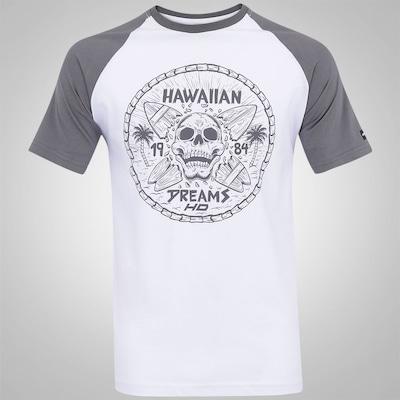 Camiseta HD Raglan 2069 - Masculina