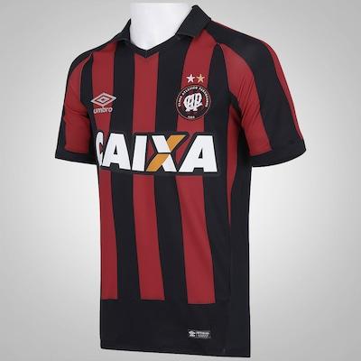 Camisa do Atlético-PR I 2016 Umbro - Masculina