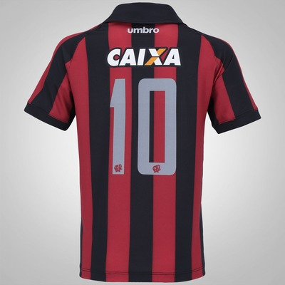 Camisa do Atlético-PR I 2016 Umbro - Infantil