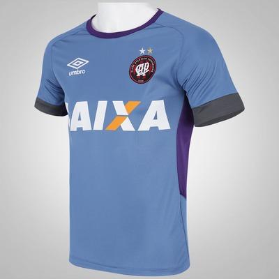 Camisa de Treino do Atlético-PR 2016 Umbro - Masculina