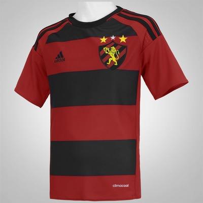 Camisa do Sport Recife I 2016 adidas - Infantil