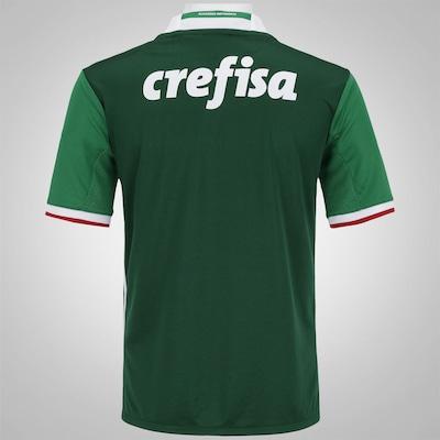 Camisa do Palmeiras I 2016 adidas - Infantil