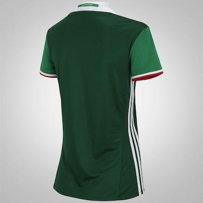 Camisa do Palmeiras I 2016 adidas - Feminina