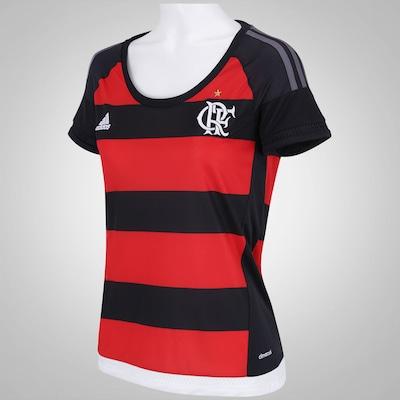 Camisa do Flamengo I 2015 adidas - Feminina