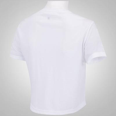 Blusa Cropped adidas Mc Always Earned - Feminina