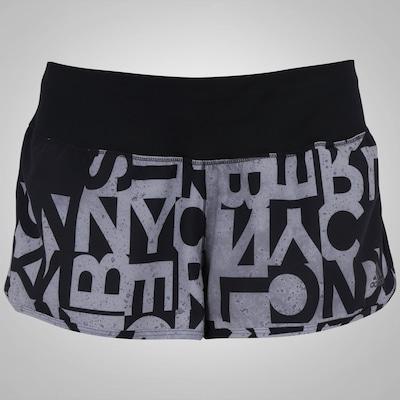Shorts adidas Workout Gym AOP - Feminino