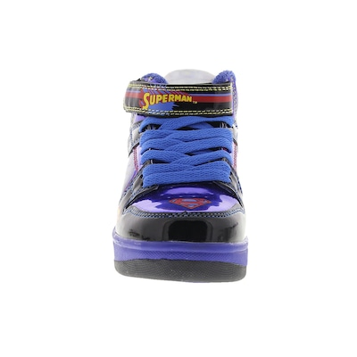 Tênis Warner Roller Skate Superman MID - Infantil
