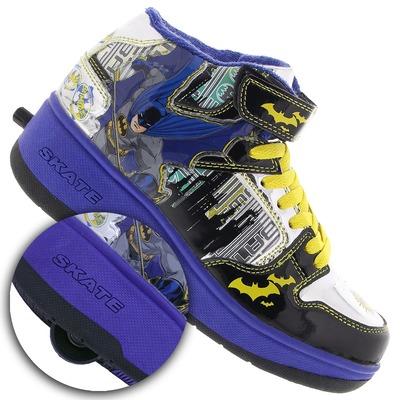 Tênis Warner Roller Skate Batman MID - Infantil