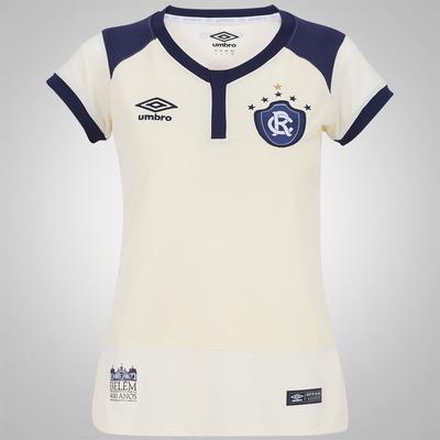 Camisa do Clube do Remo II 2016 Umbro - Feminina