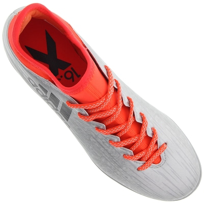 Chuteira Futsal adidas X 16.3 IN Techfit - Adulto