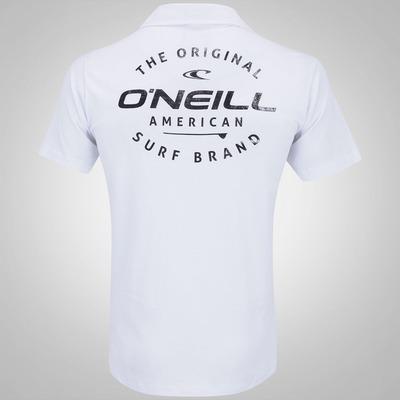 Camisa Polo O'Neill Drive Thru 1935 - Masculina
