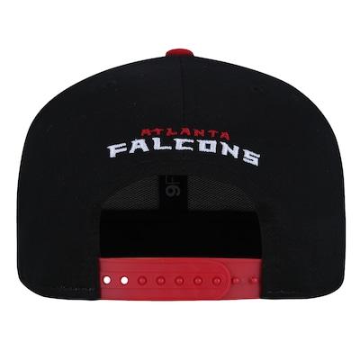 Boné Aba Reta New Era 9FIFTY Atlanta Falcons NFL Black - Snapback - Adulto