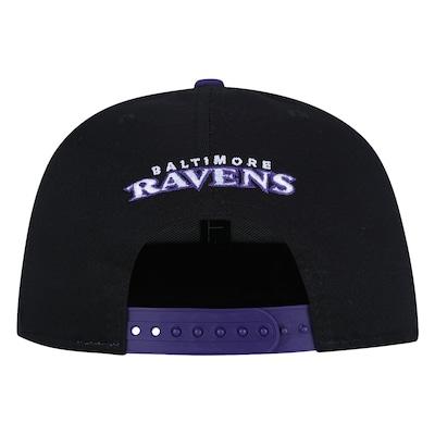 Boné Aba Reta New Era 9FIFTY Baltimore Ravens Draft NFL Team - Snapback - Adulto